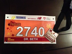 Fall Classic Half Marathon 2013