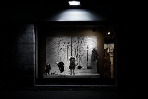 """279/365 - """"Night Walking"""" nr.6 by Luca Rossini"""