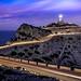 Mallorca Cap Formentor - blue hour by René Quint