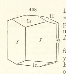 """British Library digitised image from page 500 of """"A System of Mineralogy. Descriptive Mineralogy ... By J. D. Dana ... aided by George Jarvis Brush ... Fifth edition. Rewritten and enlarged, etc"""""""