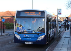 04.12.13 - Had a quick spin on this. First time I,ve been on the MAN/Enviro200 combo and I was pleased with the comfort and speed. Wish we had some in Fife!...