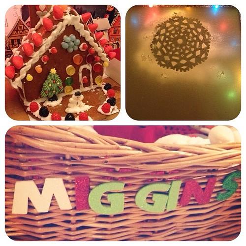 Getting festive ::