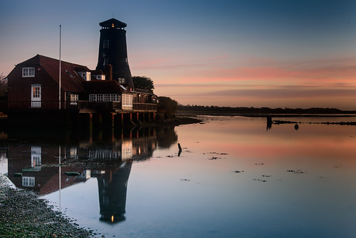 uk cold mill sunrise reflections still nikon december harbour earlymorning peaceful hampshire calm lee nd filters grad southcoast tranquil d800 waterscape langstone langstonemill sunsetsnapper