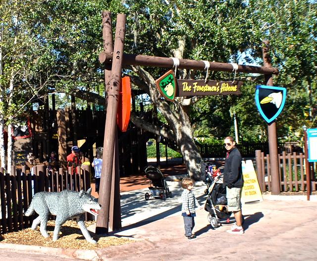 florida legoland playground