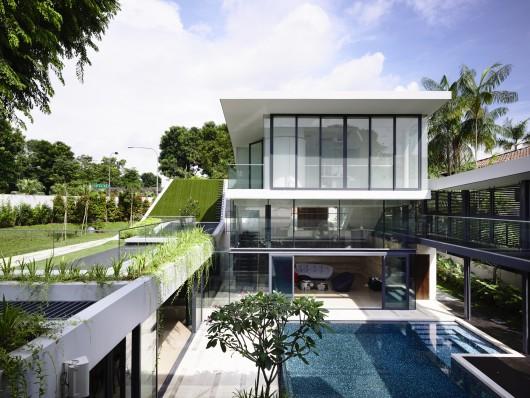 11557456385 b3411a9a1f o Thiết kế ngôi nhà trên đường Andrew/ Hãng a dlab