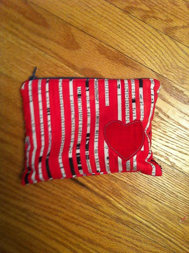 pouch for mom