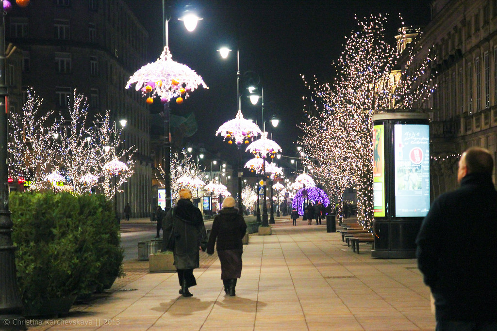 Christmas in Warsaw [4]