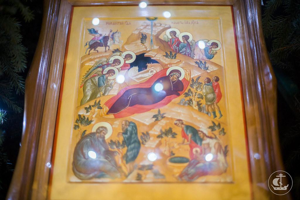 7 января 2014, Рождество Христово / 7 January 2014, The Nativity