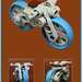 Funny Bike by Karf Oohlu