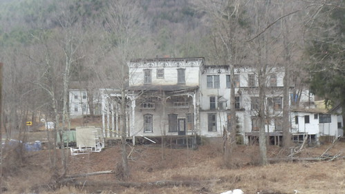 LEXINGTON HOUSE HOTEL (abandoned)  In Lexington, New York (Greene County)