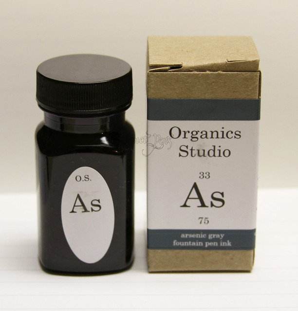 Organics Studio Arsenic Grey Ink