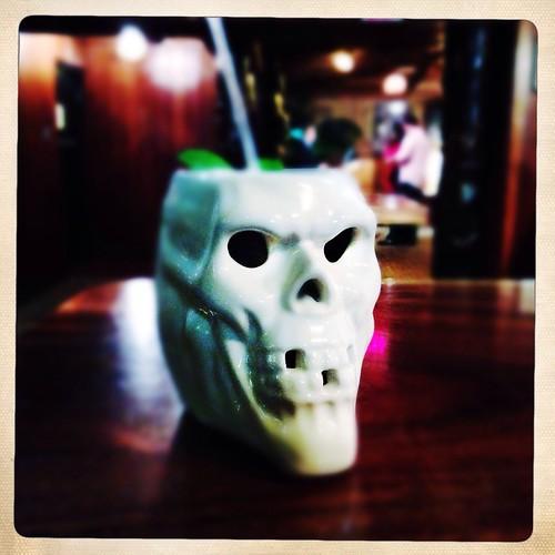 Skull (18/365) by elawgrrl