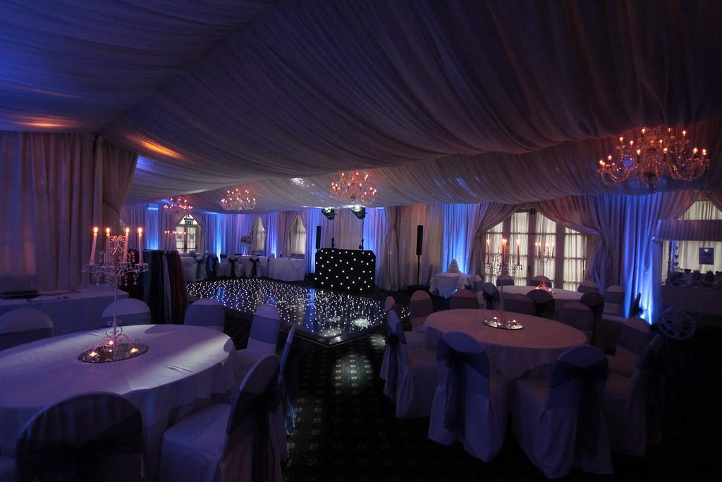 Mood Lighting Sheffield Wedding Dj