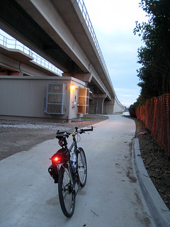 DART Central Trail - South End: Spring Valley To Buckingham