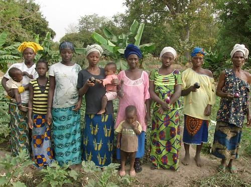 Gambia: i volontari Anpas della Croce Blu di Carpi