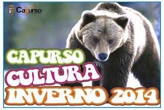 Capurso. Eventu culturali inverno 2014 front