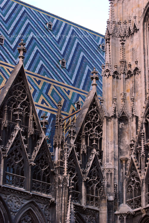 Stephansdom - Vienna St. Stephen's Cathedral