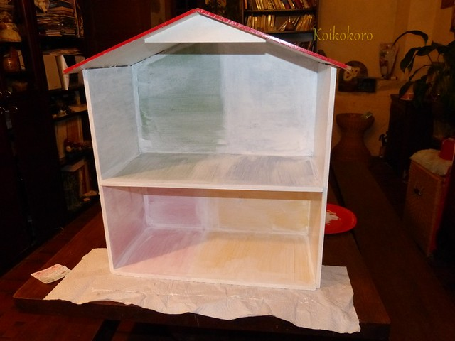 Dollhouse de Leïlan : sous couche