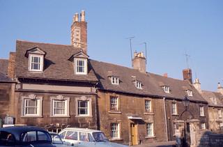 Stamford - St. George's Square
