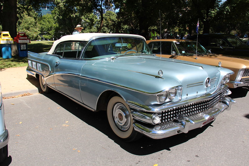 1958 Buick Series 75 Limited Convertible Melbourne