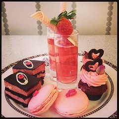 Happy Love Day! #ValentinesDay #afternoontea