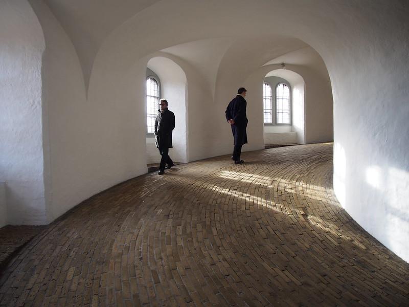 Round Tower Rundertaarn in Copenhagen