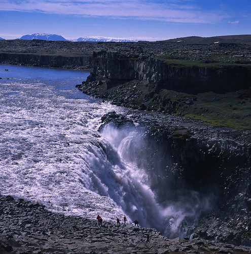 Dettifoss-from-Above