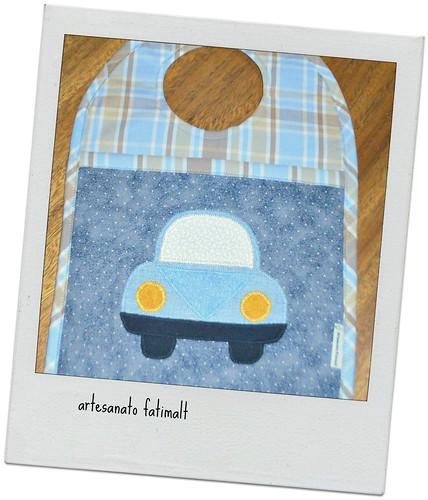 lixeirinha p/ carro by fatimalt
