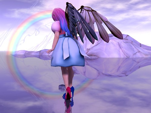 Into the Rainbow's Heart