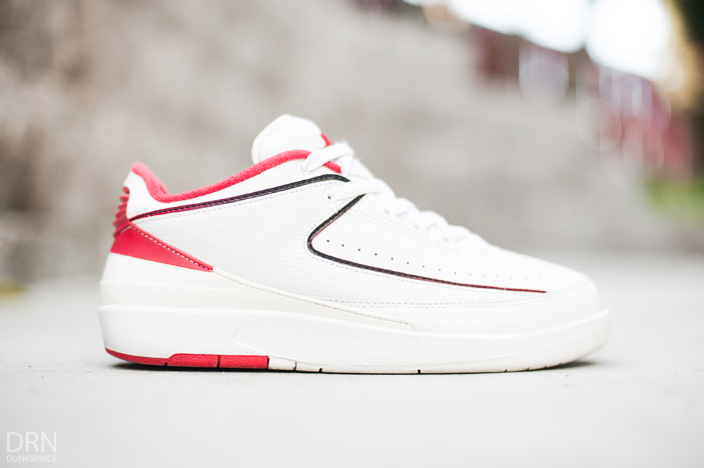 2004 White & Red II's.