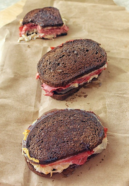 My Mother's Reuben Recipe