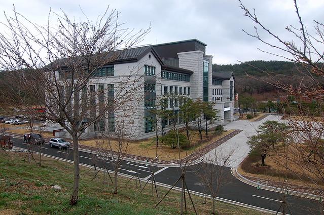 慶州 東國大學