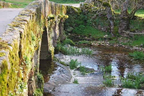 Puente romano de Tudera (Zamora)