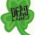 Dead Label (Clover Promo Magnet - 2014)