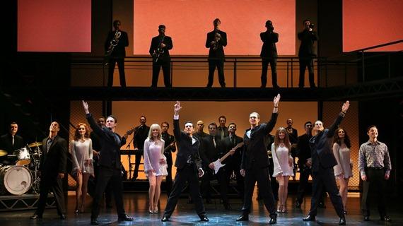 Teater Muzikal Jersey Boys Gegar Istana Budaya