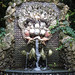 Fountain made of shells - Parc de Sceaux by Monceau