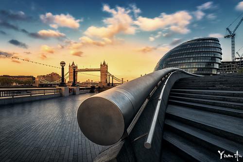 城市 旅行 建筑 日落 风光 rog 英国 摄影 伦敦 色彩