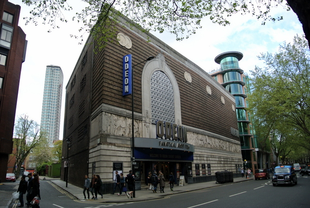 Odeon Shaftesbury Avenue