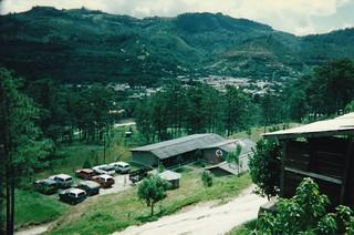 Honduran Military Base
