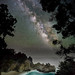 McWay Falls Under The Stars by www.35mmNegative.com(On a Break, Catchin