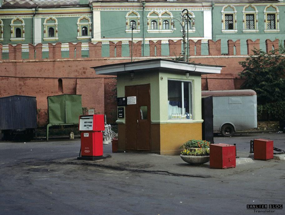 苏联的加油站9