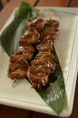Jap's Table: Chicken hearts