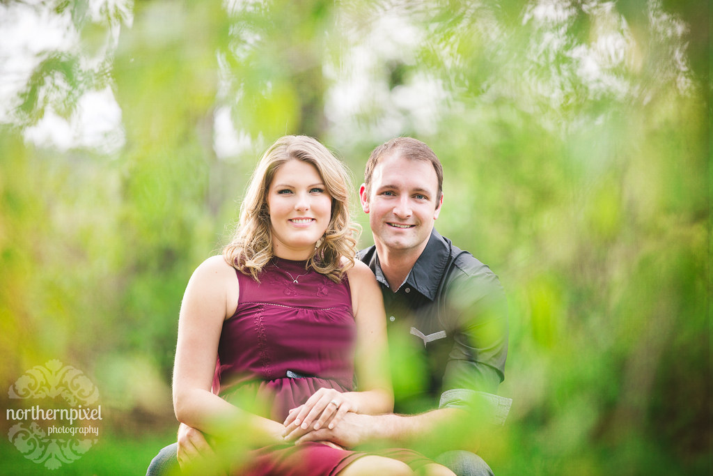 Josh & Josie's Engagement Session