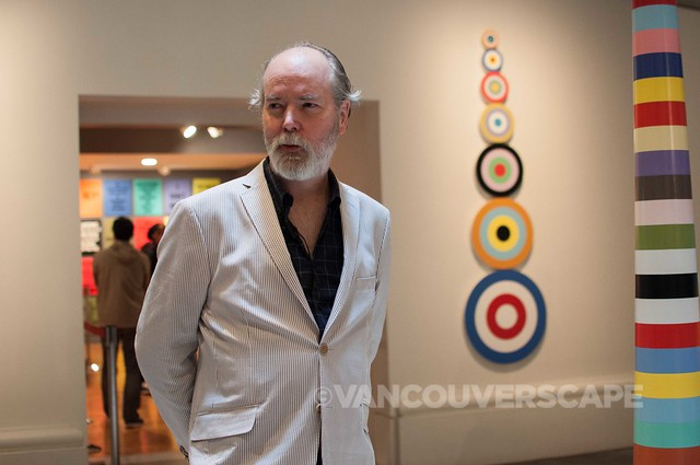 Douglas Coupland at VAG-17