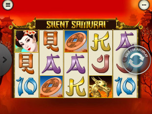Silent Samurai Mobile slot game online review
