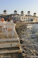 Les 5 moulins, Mykonos, Cyclades, Grèce (2)