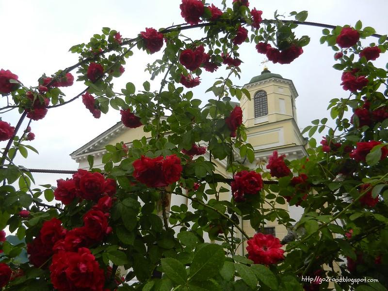 Новгород-Сиверский, Спасо-Преображенский монастырь