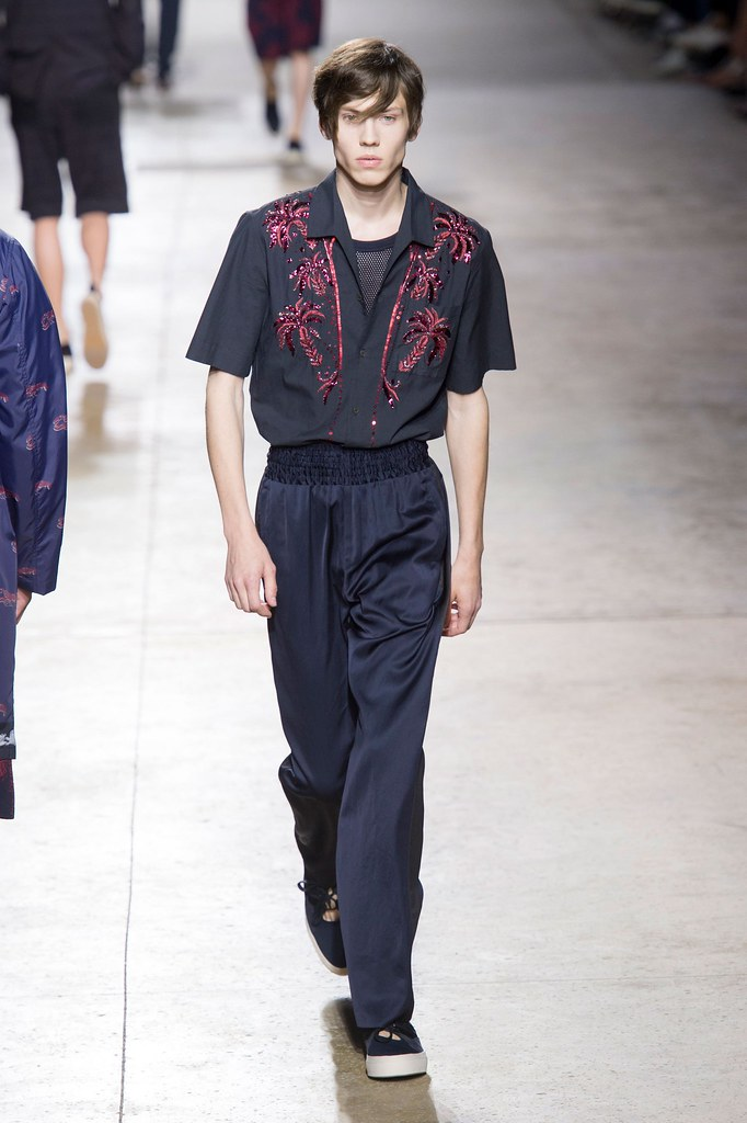 SS16 Paris Dries Van Noten018_Sebastian Ahman(fashionising.com)