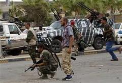 ليبيا: مقتل شخصان اثنان واصابة 10 اخرين في اشتباكات بين الحكومة وداعش