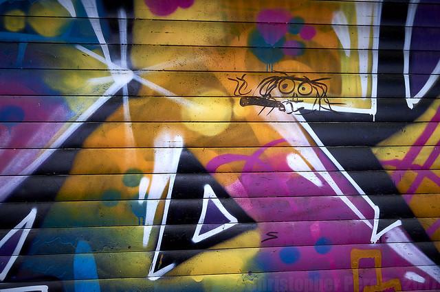 Graffiti ~ Paris